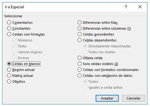 Cómo eliminar una fila en Excel3
