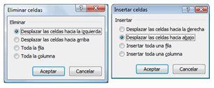 Cómo eliminar una fila en Excel7