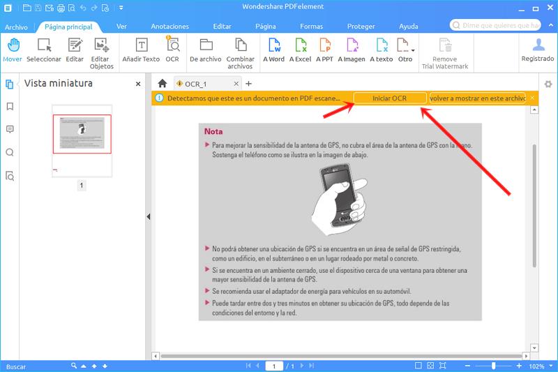 PDF A EXCEL 2