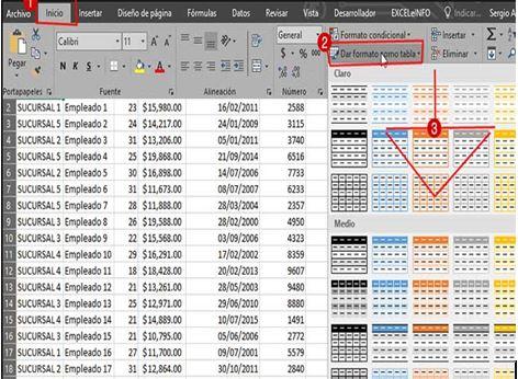 actualizar datos de excel con visual basic