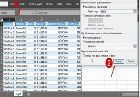actualizar datos de excel con visual basic2