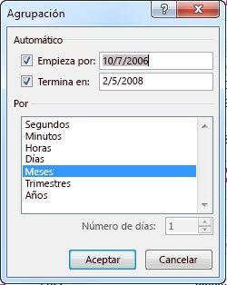 agrupar datos de Excel en tablas dinamicas 2