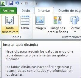 agrupar datos de Excel en tablas dinamicas 3