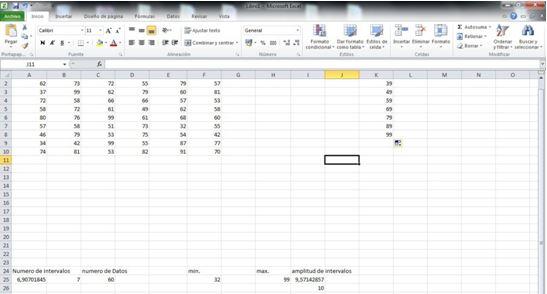 agrupar datos