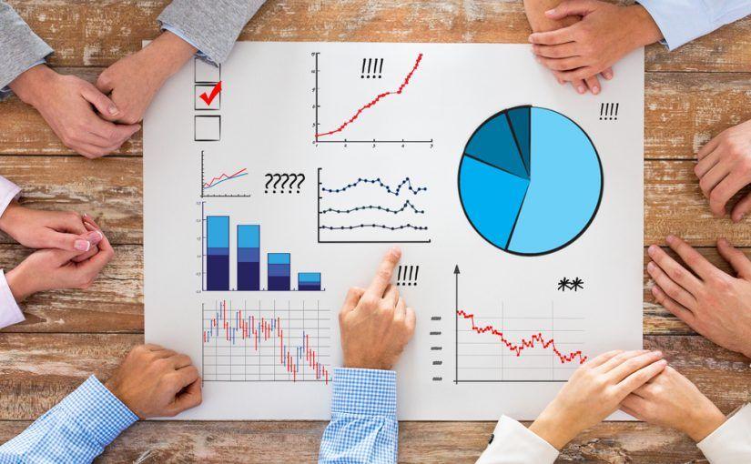 Análisis de mercado con Excel