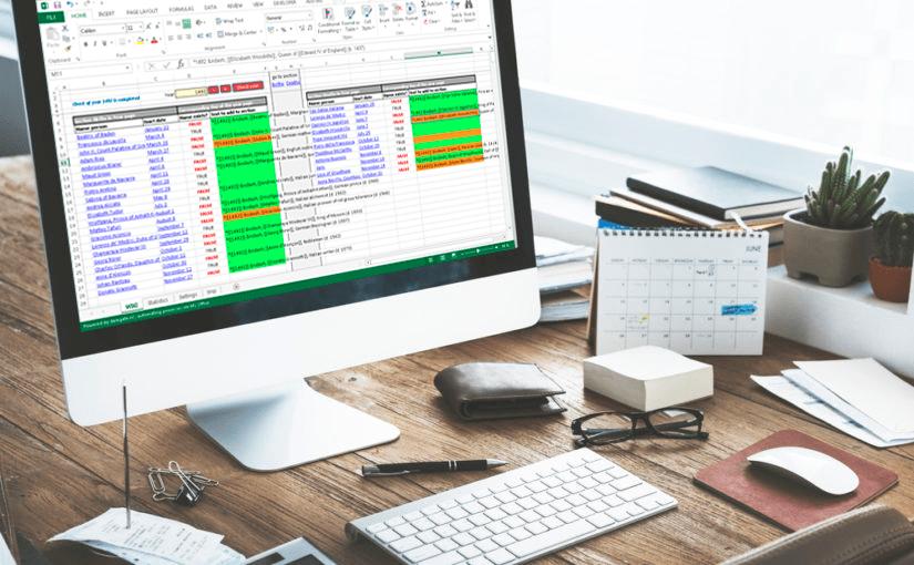 Atajos para ahorrar tiempo en Excel