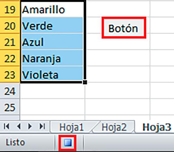 Eliminar el contenido de las celdas en Excel con macros