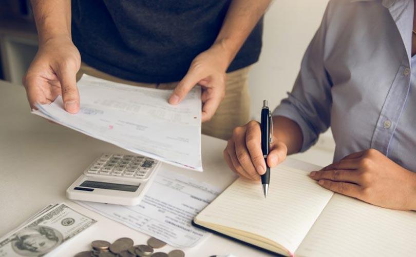 como calcular calidad deuda excel