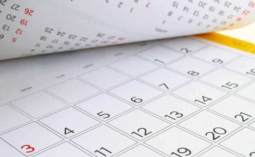 Conocer los días laborales en Excel