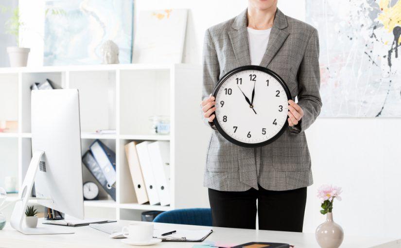 Cálculo de la productividad en Excel