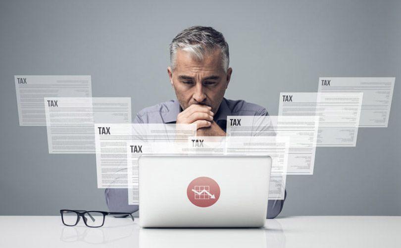 cómo calcular retenciones fiscales excel
