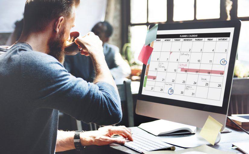 Calendario laboral en Excel para 2019
