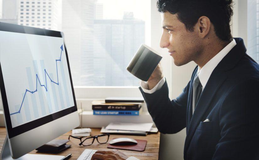 Análisis de bolsas con Excel