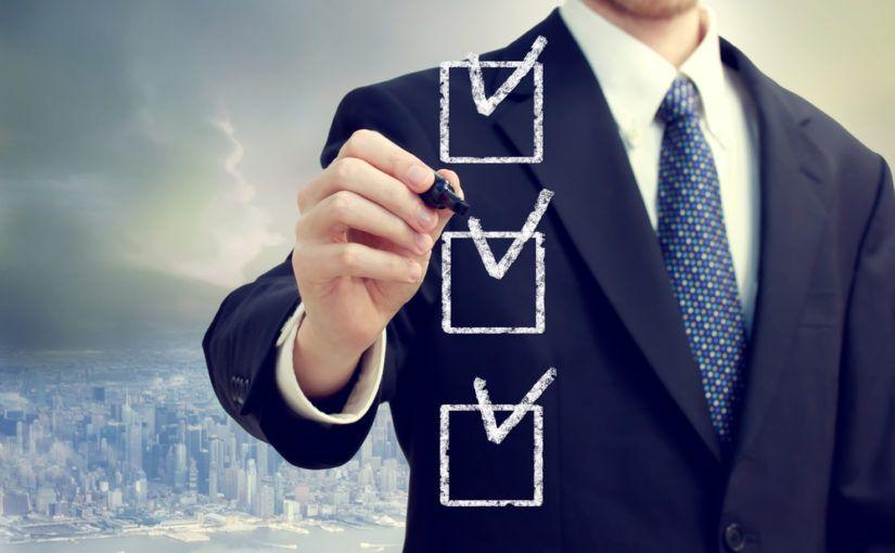 Checklist con excel