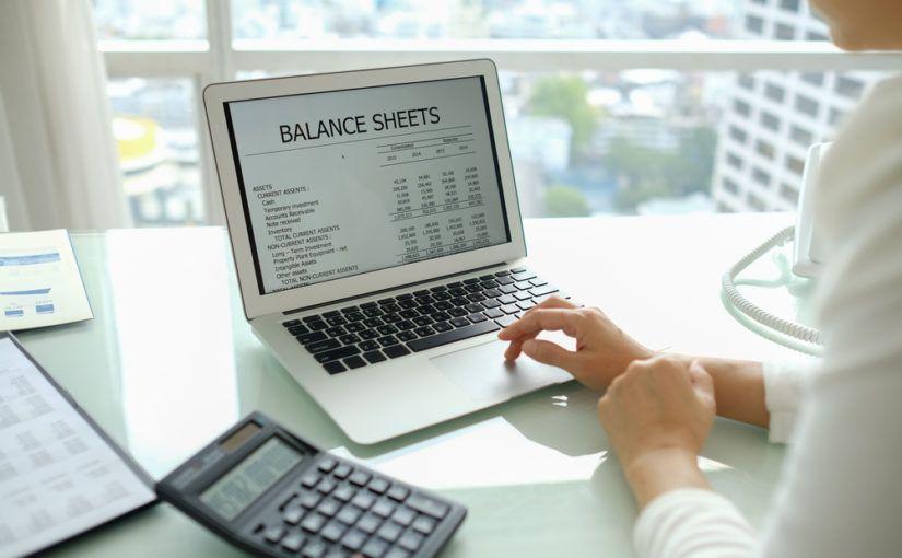 Balance contable con Excel
