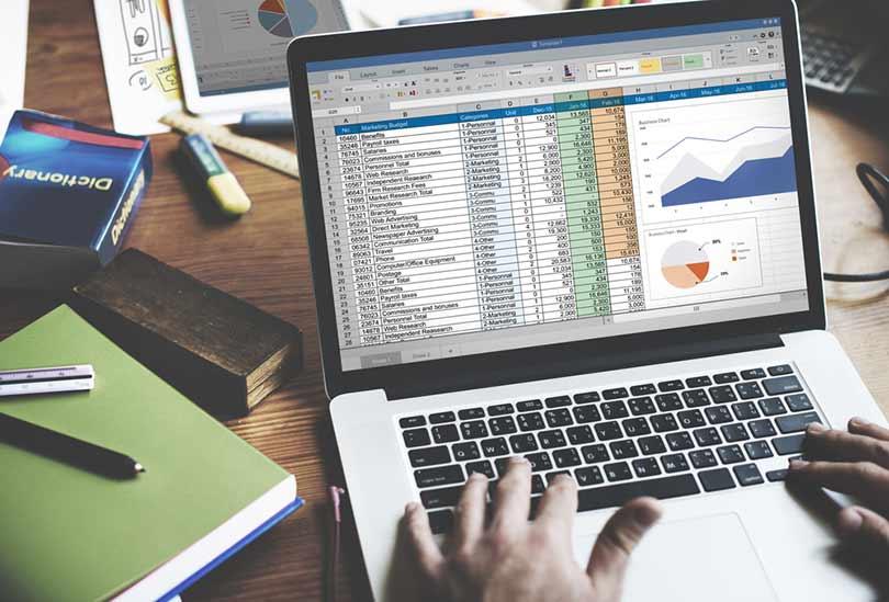 aprender a hacerplan anual empresarial con excel
