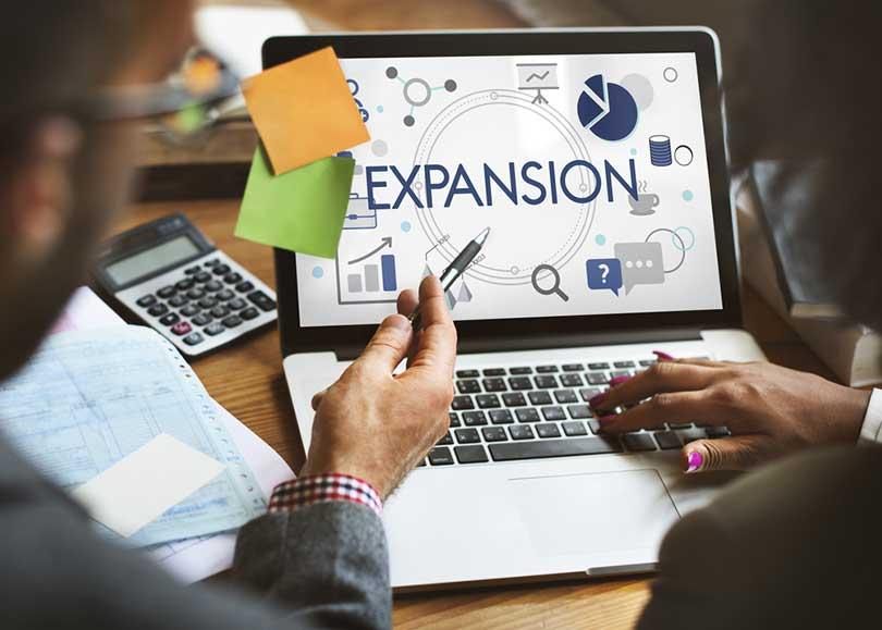 diseña plan expansion excel