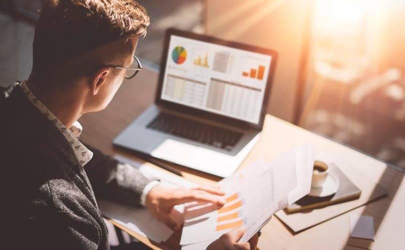 gestionar operaciones financieras excel