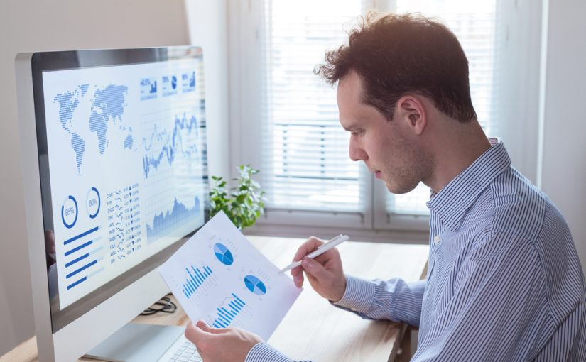 Dashboard para contabilidad con Excel