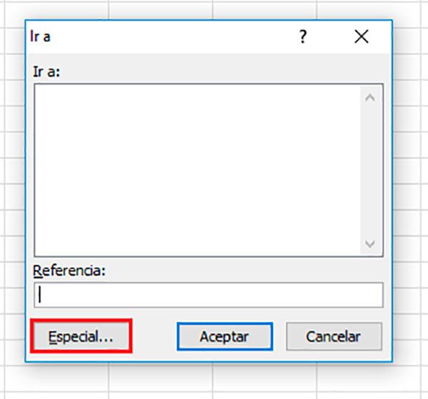 Cómo eliminar celdas en Excel