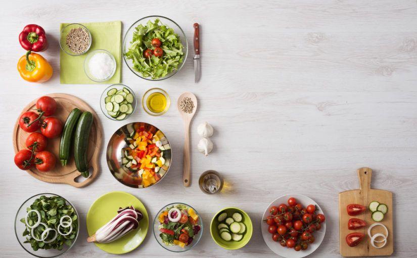 Ficha de alimentos en Excel