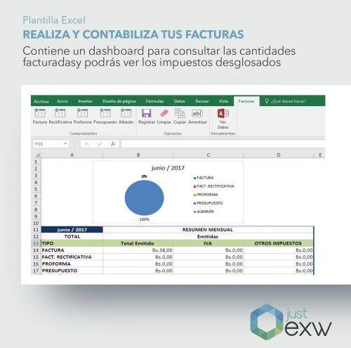Plantilla de Excel para hacer facturas