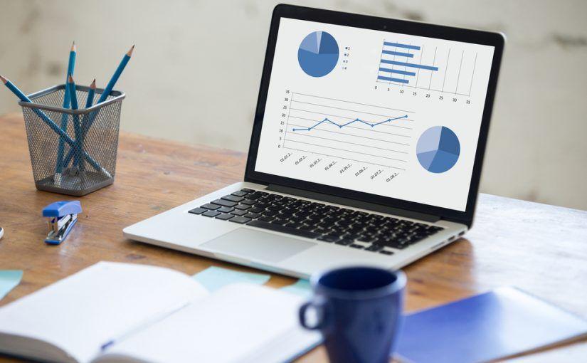 Añadir gráficos en Excel