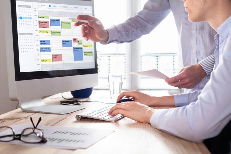 gestionar comunicacion empresa con excel