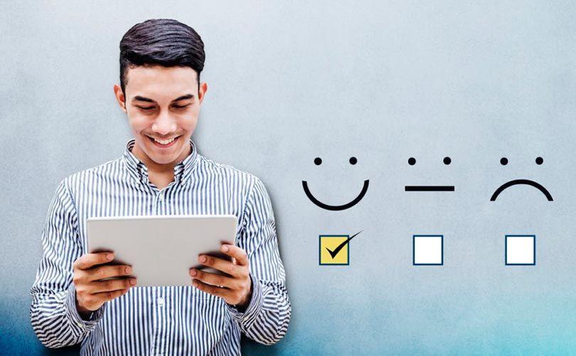 como medir experiencia cliente excel