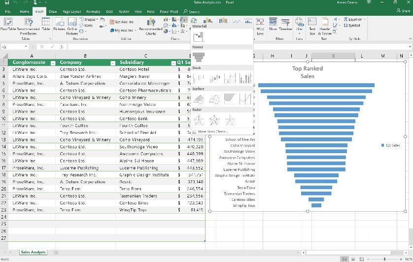 Mejoras Excel 2019
