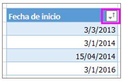 ordenar datos en Excel por fecha3