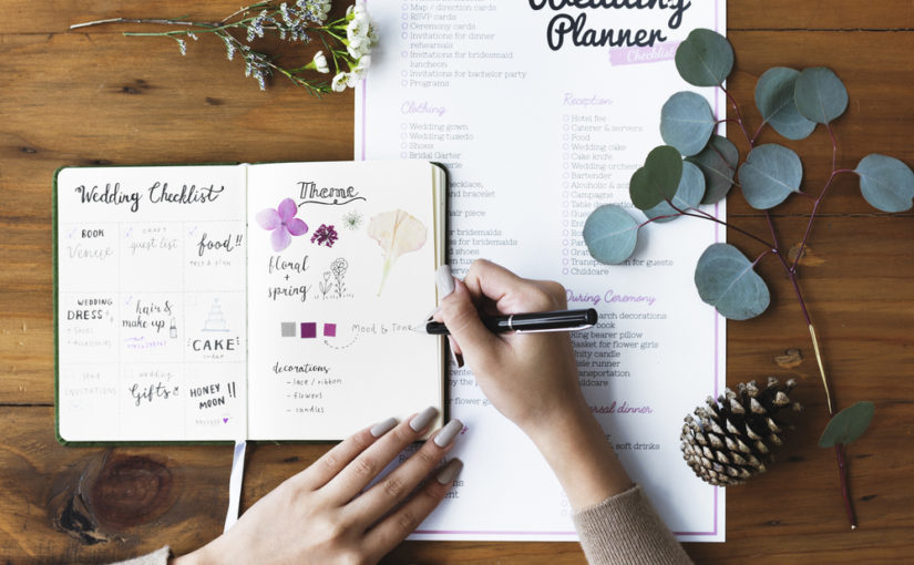 Planificar la boda con Excel