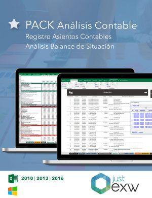 Plantillas de Excel contabilidad