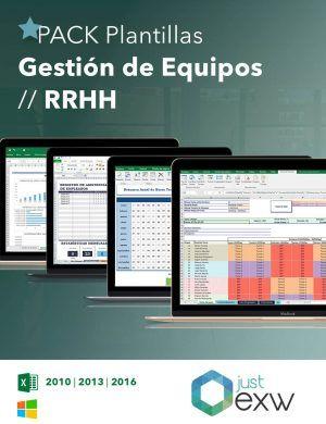 Plantillas excel de RRHH