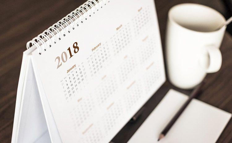 calendario laboral 2018 plantilla excel
