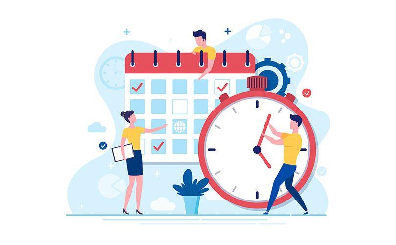 Organizar turnos de trabajo