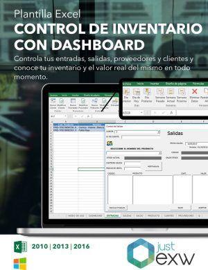 Excel para hacer inventario