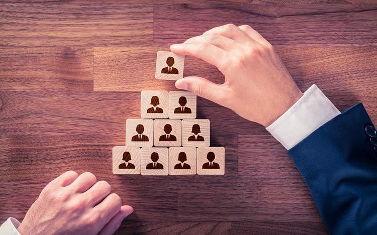 programa para organizar personal empresa