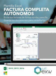 Plantilla de Excel de facturas