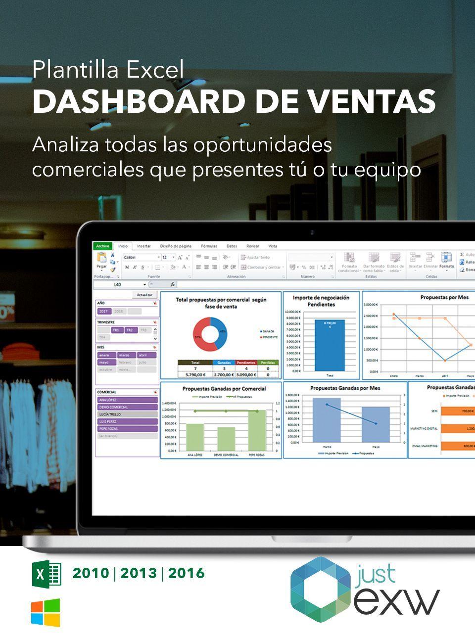Plantilla para el seguimiento diario de objetivos en Excel ...