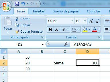 Sumar por referencia en Excel