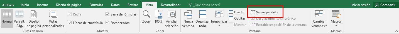 Comparar hojas de Excel